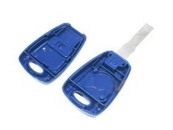 High quality Blank blade key Fiat uncut replacement key 1 Button 1pcs