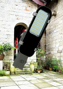 LED  18W small street light path/home/garden/solar street light