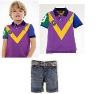 New, retails ,Free Shipping,  hello kitty T shirt +pants, girls clotehs set, 1set/lot,