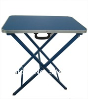 Portable  folding pet gromming table competition table
