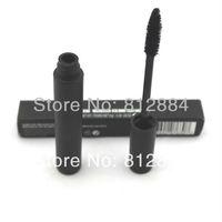 12pcs/lot Brand Makeup Mascara 8g Black Eyelash Volume Mascara Rich Curling Lash Free Shipping