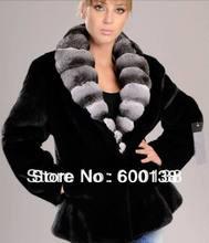 wholesale faux chinchilla coat