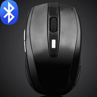 1pc/order Tablet Phone Bluetooth wireless mouse mice for PCs Free shipping