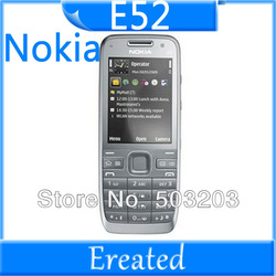 E52 Original Nokia E52 WIFI GPS JAVA 3G Unlocked Mobile Phone handset Free Shipping(China (Mainland))