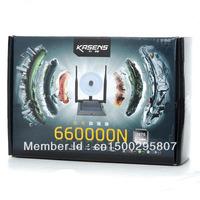 Kasens 660000N High Power 3000mW 802.11b/g/n 150Mbps USB 2.0 WiFi Wireless Network Adapter 3 Antenna WEP WPA Password Crack