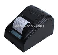High-speed 58mm POS Receipt Thermal Printer(USB Black)