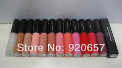 2013 Best Selling Makeup ! 12 Pcs New Lip Gloss ! 12 Color(China (Mainland))