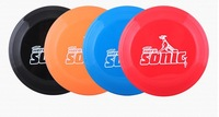 Standard flying saucer sonic eco-friendly intergards pet frisbee dog toy training saucer