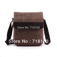 2013 Hot sale brief canvas men bags travel bag black messenger bag shoulder bags all-match oxford crossbody bag free shipping