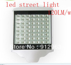 led street lights 56W LED outdoor lighting Warm white Cool white led road lamp CE and RoHS Free Shipping by DHL FEDEX(China (Mainland))