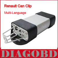 2013 Newest support multi-languange Car Diagnostic tools Renault Can Clip v124 Auto Diagnostic interface