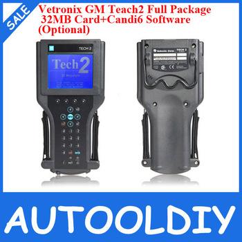2014 Top-Rated GM TECH2 support 6 software(GM,OPEL,SAAB ISUZU,SUZUKI HOLDEN) Full set diagnostic tool Vetronix gm tech 2