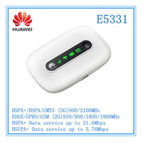 Huawei E5331 Unlocked 3G 21 Mbps HSPA+ wifi Mini card Wireless Modem Mobile Hotspot Router New ,  Hong Kong post  Free shipping