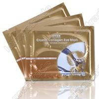 DHL Free shipping 4000pcs(2000bags) / lot  Collagen Crystal   Pilaten Eye Mask set / eye patches,Anti-wrinkle-moisture Wholesale