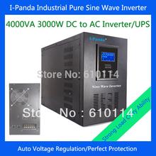 Free shipping to EU UK etc and New Zealand 3000w solar power inverter DC to AC power inverter match generator pump inverter