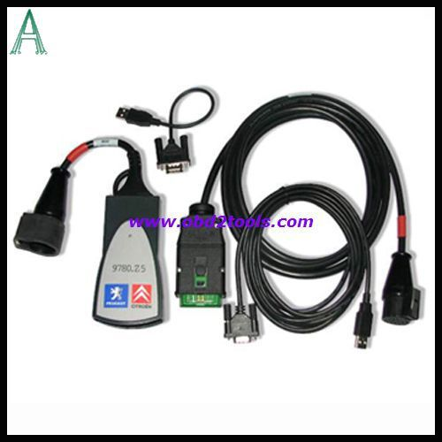 Car diagnostic tool citroen lexia3 v47 Peugeot pp2000 v25 30 pin cable(Hong Kong)