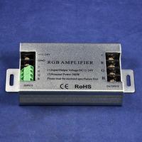 LED Lighting DC12V-24V RGB Signal Repeater max 360W Power RGB LED Amplifier for led stirp light