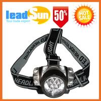 FREE SHIPPING LED Outdoor Camping Mining Headlight Headlamp