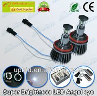 360-Degree 20W H8 Canbus Error Free CREE LED angel eyes kits for E87 E90 E91 E92 for auto and Free shipping