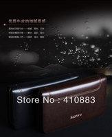 Free shipping/ 2013 P.kuone  clutch/cowhide man bag / Business handbag Messenger bag/ Genuine  leather briefcase /LS017