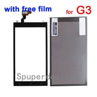 JY-G3 JIAYU G3 Original Touch Screen Digitizer Replacement for JIAYU G3 Touch Panel phone Free Shipping HK + tracking code