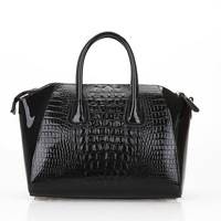 2013 new genuine cow leather handbag European and American style female big bag Mobile Messenger handbags