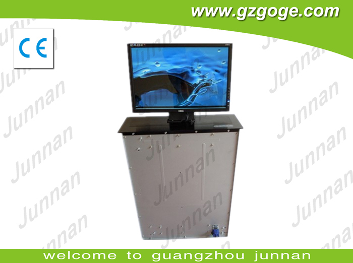 Junnan Audio Visual system motorized LCD lift / LCD monitor lift(China (Mainland))