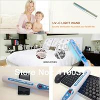 Portable UV Sanitizer Hand Wand Ultra Violet Light Kill Bacteria Germ Sterilizer UVC Air Disinfector Disinfection UV-C Lamp Tube
