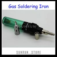Gas Blow Torch Butane Gas Soldering Iron Gun Cordless Solder Iron MT-100