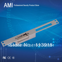 Free shipment Fail secure electric lock of electric strike for access control 12VDC long face plate