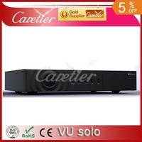 Cheapest Newest V3.2 Vu Solo VU+Solo PVR Linux Smart Single Tuner Digital dvb-s2 HD Receiver Free Shipping 1pcs