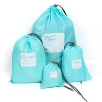 Free shipping south Korea Waterproof Pouch underwear pouch Travel pouch the finishing bag waterproof bag shoe bag