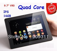 "Sale! GLOBEX GU-104C Quad core tablet 9.7"" IPS screen Android 4.1 2G DDR3 16GB HDMI Tablet PC"