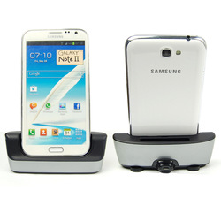 Cradle Cell Phone Battery Charger Dock Station For Samsung Galaxy Note2 II N7100(China (Mainland))