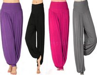 2013 hot BOHO Large Code Ballon Yoga Pants Dance Pants Belly Dance Pants Free Shipping C56