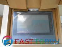 """7"""" HMI 800*480 MT4414TE USB host Ethernet with Free programming Cable&Software New"""