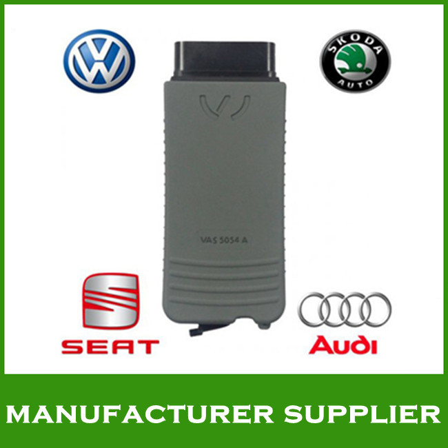 2014 Big Discount A+++ oki function vas 5054a V19 version VAS5054 VW vas 5054 Bluetooth for VW A-UD1 skoda seat free shipping(China (Mainland))