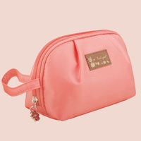 Free shipping new fashion high quality Waterproof Nylon watermelon red lovely handbags ladies clutch bags storage cosmetic bag