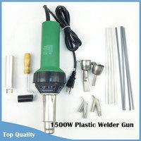 1500w Plastic Welder Gun Hot Air Vinyl+Bonus 2*Speed Welding Nozzle+ ExtraHE Rod Free Shipping
