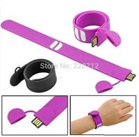 Free shipping Retail or wholesale Red or Black wrist strap usb flash drive memory stick 2gb 4gb 8gb 16gb 32gb