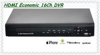 Fedex Free Shipping Portuguese Menue HDMI 16ch Economic Recording CCTV DVR Recorder 3G Mobile view