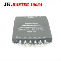 H047 Hantek1008A 8CH PC Oscilloscope/DAQ/8CH Generator 2.4MSa/s,12bits,10mV/div to 5V/div input sensitivity 1008A