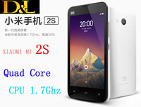 Xiaomi M2S Phone Quad Core CPU 1.7Ghz 2GB RAM 16/32GB ROM Retina IPS Screen OTG+HDMI+8.0MP Camera XIAOMI 2S