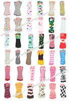 new update free shipping/baby leg warmers/arm warmers/wholesale legging/cotton leg warmers children leg warmers  24pairs/lot
