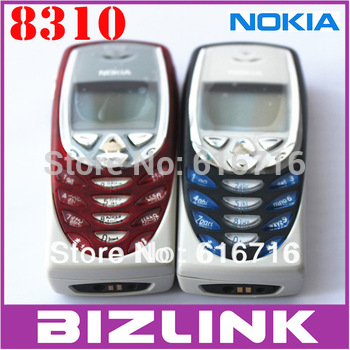 Original Nokia 8310 unlocked GSM mobile phone Support  Russian Polish Hebrew multi languages! Free shipping