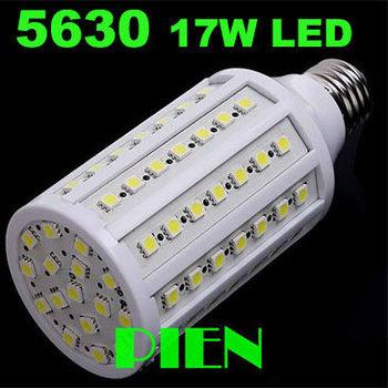 15W E27 led bulb 220V 110V 5630 SMD E27|E14 86 LED Corn Lamp For Home Kitchen 360 degree Super Bright Free Shipping 1pcs/lot