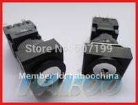 HBA16 dia.16mm waterproof 3 positions key lock push button switch 3NO+3NC