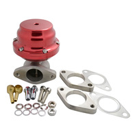 38mm tial Wastegate turbo external red With flange and hardware eight color new