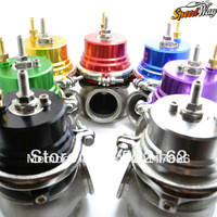 60mm  Wastegate turbo external blue universal  with v-band - Speed Way