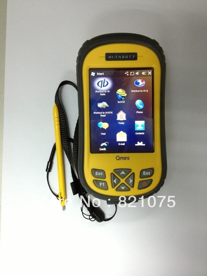 Free Shipping Handheld Hi-speed Outdoor Rugged IP65 GPS Navigation Qmini M1 Microsoft Mobile CE System(China (Mainland))
